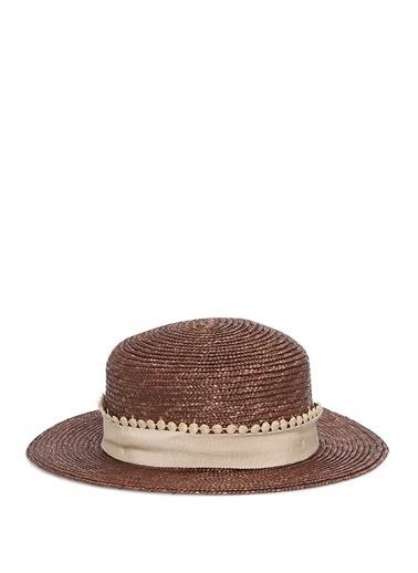 Tesi Şapka Kahve